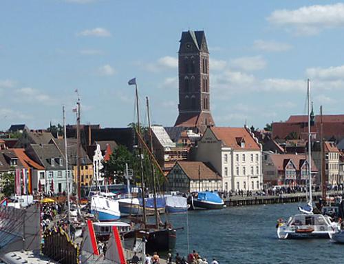 Wismar hat das beste Finanzamt Deutschlands!