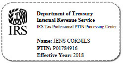 IRS 2018